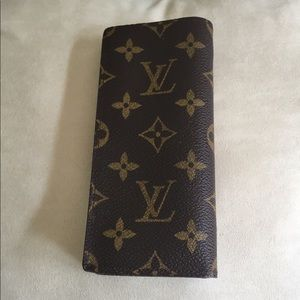 RARE Vintage Louis Vuitton Eyeglass Case